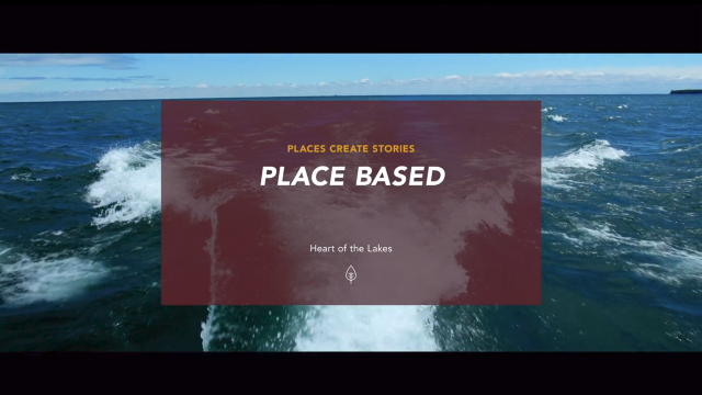Au Gres-Sims is Featured in New Video by Heart of The Lakes