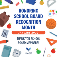 Honoring Our School Board Members