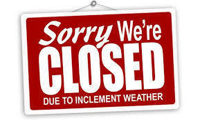 AGS Closed 2/16/21