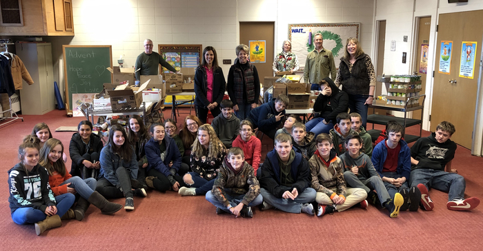 Au Gres Christian Charities