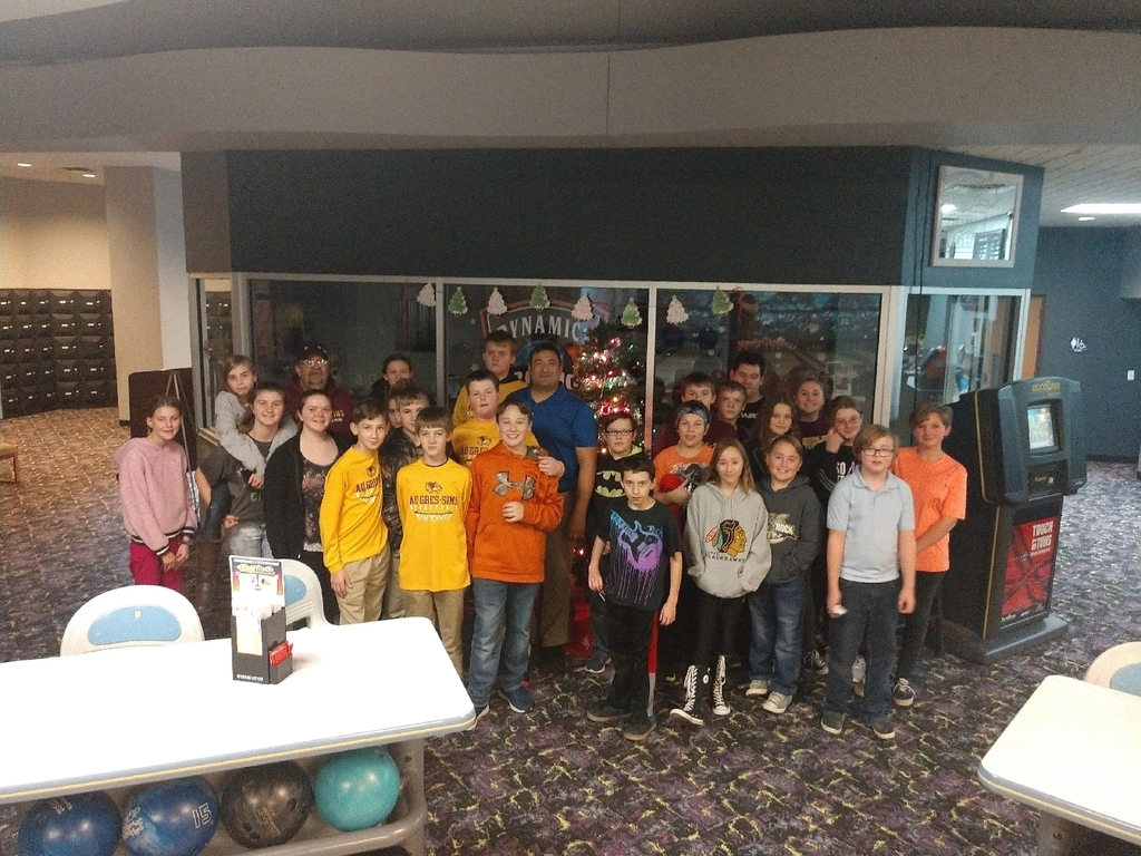 These kids won the first marking period HOUSE challenge and were rewarded with lunch and bowling. Let me tell you I have never been on a school outing with more respectful, polite, and amazing kids! The students sure represented AGS, and Team Reveur with pride today!