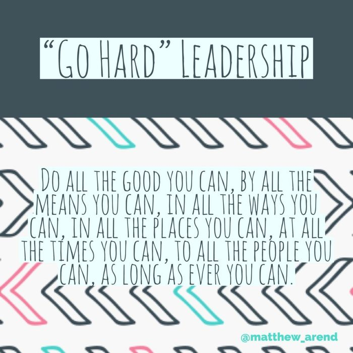 Grit and Leadership