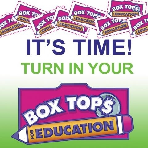 Please turn in any box tops you have collected.  I'm sending them in on Friday. #wolverineslead