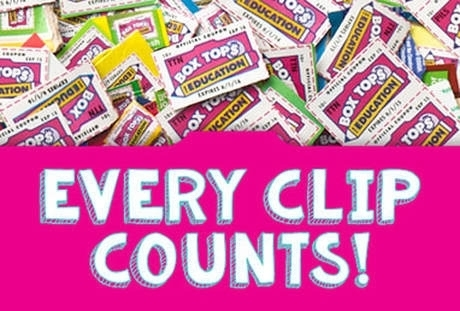 Please send in any box tops you've saved. Sending some in by Friday.  #wolverineslead