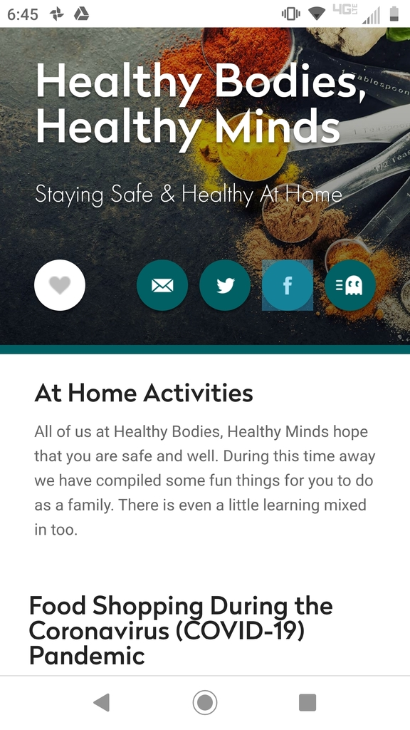 Check out this awesome Healthy Bodies, Healthy Minds Newsletter link Mr. Miller sent! https://www.smore.com/mfy26