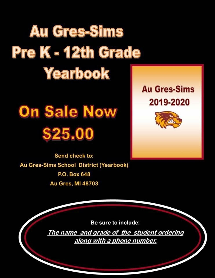 AGS PreK-12th Grade Yearbook